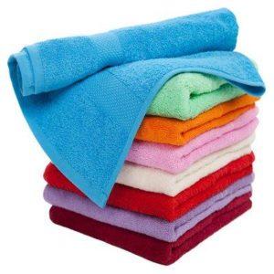 Махровые полотенца для отелей .